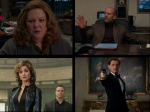 Spy Movie Review Melissa Mccarthy Jason Statham Rose Byrne Jude Law Nargis Fakhri