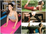 Hot Bollywood Actresses Who Swear By Yoga