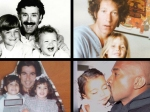 Celebrities Share Childhood Pics With Dads Fathers Day Instagram