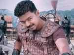 Puli Official Teaser Review Vijay Looks Dashing Visuals Are Truly International