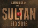 Sultan Teaser Salman Khan As Haryana Top Wrestler