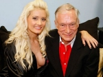 Holly Madison Reveals Bedroom Details Ex Boyfriend Playboy Owner Hugh Hefner