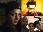In Pics Team Baahubali Party Hard Rana Anushka Krish