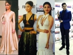 Red Carpet Celebs Fashions At Filmfare Awards South