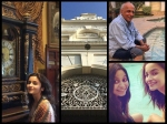 Holiday Pics Alia Bhatt Royal Vacation Falaknuma Palace Hyderabad