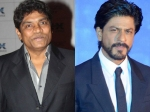 See What Shahrukh Khan Has To Say About Johnny Lever