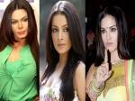 Sunny Leone Slams Rakhi Sawant Celina Jaitley