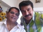 Mammootty Meets Jagathy Sreekumar