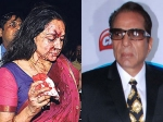 Hema Malini Accident Dharmendra Upset Pictures Showing Blood