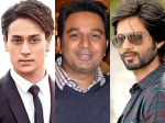 Ahmed Khan Chooses Tiger Shroff Over His Best Friend Shahid Kapoor