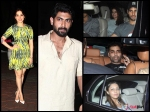 Baahubali Special Screening Bollywood Celebrities Rush To Watch The Movie