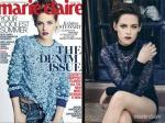 Kristen Stewart Marie Claire August Magazine Issue Pics