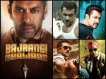 Bajrangi Bhaijaan Kick Sultan Salman Khan Blockbuster Eid Releases