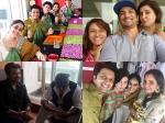 Inside Pics Celebs Having Gala Time At Farahs Eid Party