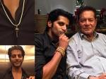 Salman Khan Father Salim Khan Gifts Bajrangi Bhaijaan Pendent To Karanvir Bohra