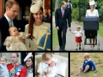Prince George Second Birthday Cute Pics Of The Royal Heir