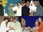 Rare Moments Bollywood Celebs With Dr Apj Abdul Kalam
