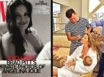 World Breastfeeding Day Celebrity Moms Share Breastfeeding Pics Social Media