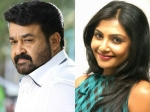 Kamalinee Mukherjee As Mohanlal Heroine In Puli Murugan