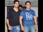 Salman Khan Told Siddharth Malhotra To Do Tv Instead Of Films