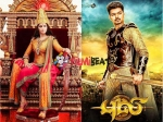 Confirmed Rudhramadevi And Puli To Be Dubbed In Kannada