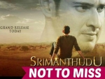 Mahesh Babu S Srimanthudu Tweet Review Audience Response