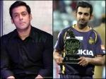 Salman Khan Cricketer Gautam Gambhir To Soon Be Relatives