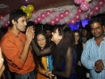 Pratyusha Banerjee Birthday Bash Actress Celebrates Bday Bf Rahul Raj Tv Stars Pics