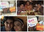 Jennifer Winget Gauhar Khan Wish Gautam Rode On His Birthday