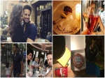 Upen Patel Celebrates His Birthday With His Girlfriend Karishma Tanna Pictures