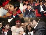 Unseen Pictures Of Salman Khan With Saif Ali Khan Son Ibrahim Ali Khan
