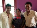 Shivarajukumar And Vinod Raj Bonding Over For Nirupama Wedding
