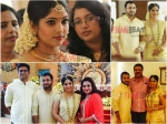 Muktha George And Rinku Tomy Gets Engaged Photos