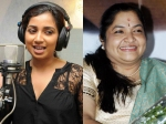 Ks Chithra Against Shreya Ghoshal