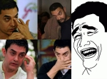 Must Read Hilarious Tweet Aamir Khan Trolled On Twitter For Crying