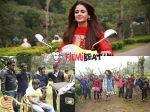 Exclusive On The Sets Pics Of Dhananjay Parul Yadav Starrer Jessie