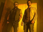 Double Barrel Movie Review Prithviraj Indrajith Arya Combo
