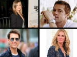 Hollywood Celebrities Shocking First Jobs Jennifer Aniston Brad Pitt And More
