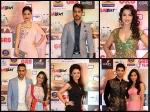 Ita Awards 2015 Red Carpet Gauhar Khan Gautam Gulati Shakti Arora Anita Sizzle