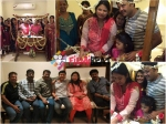 Pics Ganesh And Shilpa Ganesh Son Vihaan Naming Ceremony