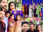 Pics Amulya And Suraj Gowda Ties Knot For Mmky