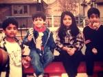 So Cute Adorable Childhood Pics Of Athiya Shetty