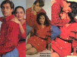 Pictures Salman Khan Madhuri Dixit Unseen Sensuous Photoshoot For Magazine