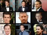 Handsome British Actors Pictures Tom Hardy Benedict Cumberbatch Robert Pattinson More