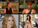 Celebrities Fertility Issues Chrissy Teigen Tyra Banks Kim Kardashian More