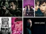 Academy Awards 2016 Race Hollywood Movies And Actors Creating Oscar Buzz