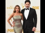 Sofia Vergara Joe Manganiello Getting Married November Emmys Red Carpet
