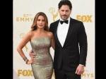 Sofia Vergara Joe Manganiello Getting Married November Emmys Red Carpet