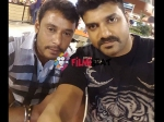 Srujan Lokesh Pre Books Mr Airavata Ticket For One Lakh