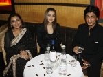 Flashback Pictures Shahrukh Khan Rani Mukerjee Preity Veer Zara Premiere After Party